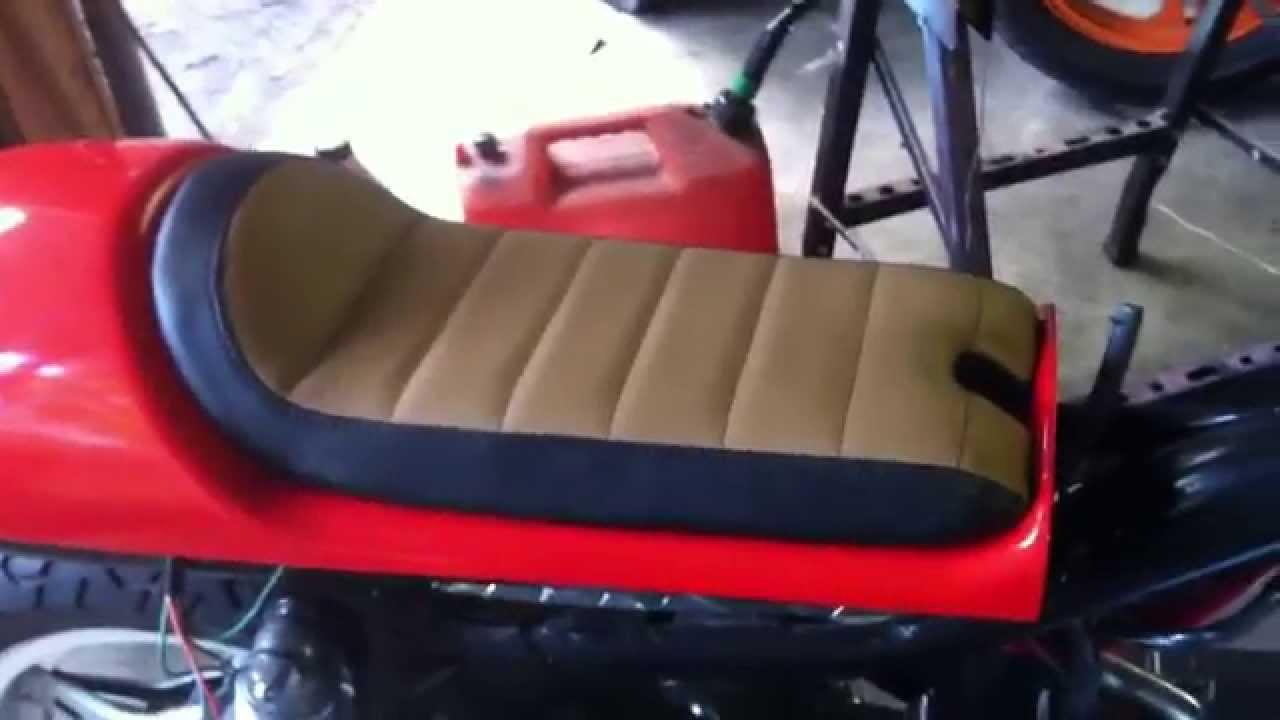 Cafe Racer Seat Pad Foam