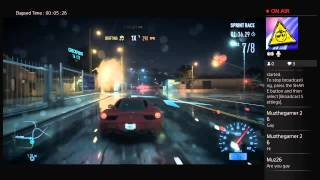 Need for speed game play