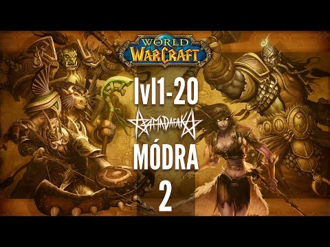 WORLD OF WARCRAFT lvl1-20 LIVE STREAM | 2/2