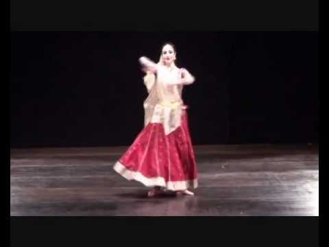 Bollywood Semi-classical Khaee Cheed Mohefrom Movie Devdas. Performed In Italy video
