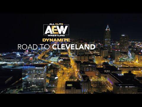 AEW ROAD TO CLEVELAND | AEW DYNAMITE