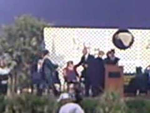 Northeastern High School Graduation 2008 part 9