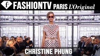 Christine Phung Spring/Summer 2015 Runway Show | Paris Fashion Week PFW | FashionTV