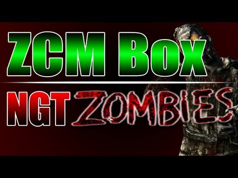 ZCM Box: Custom Zombies are BACK!