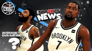 NBA 2K20 News #7 - New GREEN Release! Kyrie & KD / PG & Kawhi  Images