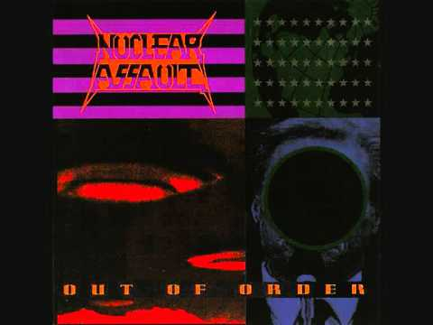 Nuclear Assault - Sign In Blood