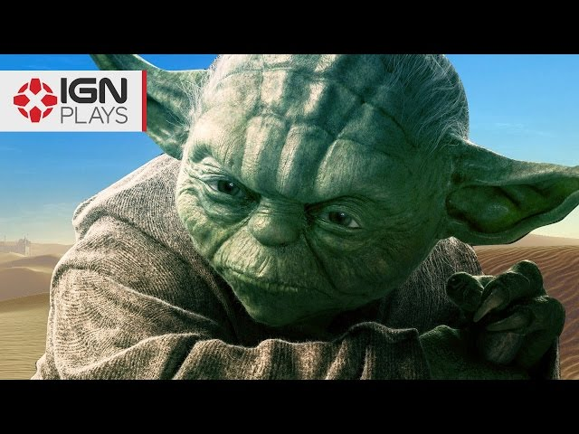 Is This the Worst Star Wars Game Ever? - IGN Plays