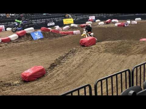 Sam parsons 2017 big sandy arena cross