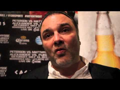 RICHARD SCHAEFER TALKS, KHAN, ALEXANDER, MATTHYSSE & MAYWETHAER / POST SHOW INTERVIEW