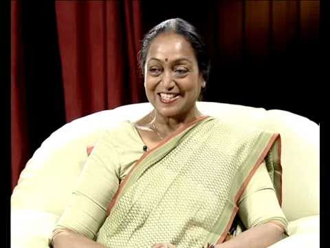 Lok Sabha Speaker Meira Kumar's Interview on Lok Sabha TV