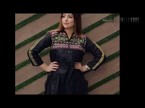 Stitched Kurties Ready For Sale/ Latest designs 2018