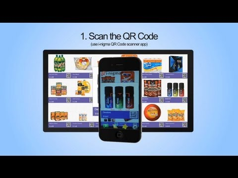 Sell products using QR Codes and mobile shops - Shop2Mobi