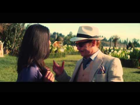 Mortdecai - Trailer español HD