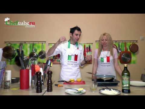 Мастер-класс Треска как приготовить треску рыбу по-итальянски итальянская кухня.