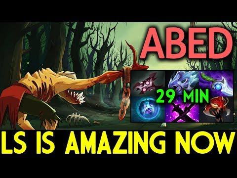 ABED Dota 2 [Lifestealer] WTF! LS is Amazing Now