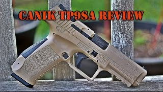 Canik TP9SA Review