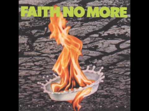 Faith No More - Edge Of The World