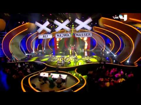 image vido ArabsGotTalent - S2 - Ep7 - Toni Crew