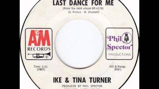 Watch Ike & Tina Turner Save The Last Dance For Me video