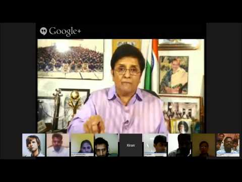 Dr. Kiran Bedi on the First 100 Days of Modi Government