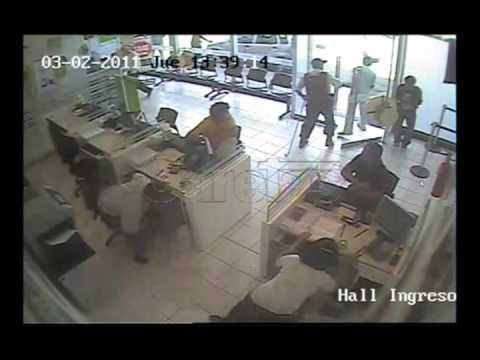 Camara II - Video Exclusivo del tiroteo desatado entre guardaespaldas de los Manuel Sánchez Paredes