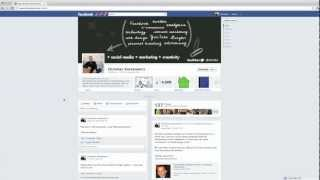 How to use landing pages on the new Facebook Pages