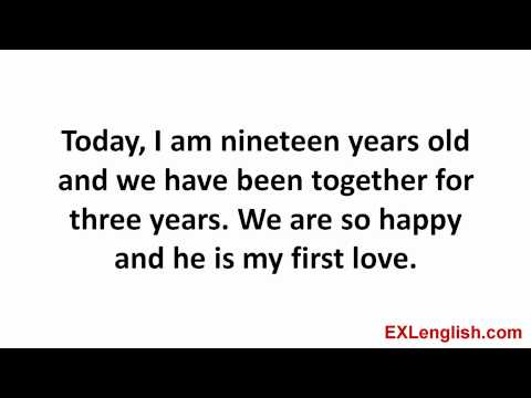 Learn English - Mini-Story 1: Emilys True Love