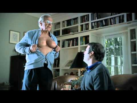 Gum Commercial Featuring Dad With Boobs, WTF?