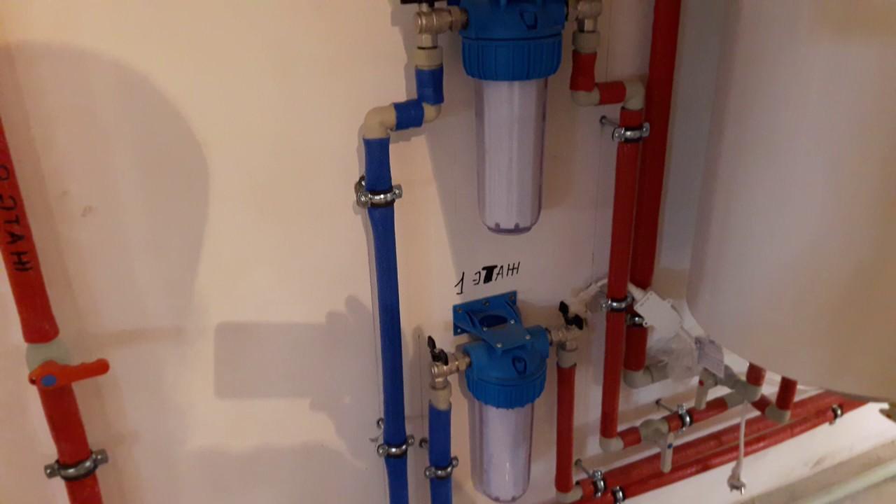 Водопровод в частном доме своими руками от скважины