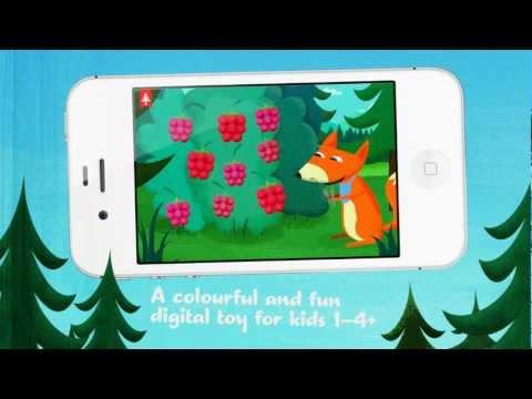 Kapu Forest, una aplicación con aventuras en el bosque