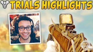 "Destiny: Trials of Osiris Flawless ""AMAZING LIGHTHOUSE LOOT!"" (Rise of Iron Trials Highlights)"