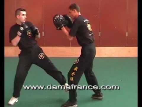 Jun Fan Jeet Kune Do KickBoxing 1 par Denis VAZARD Image 1