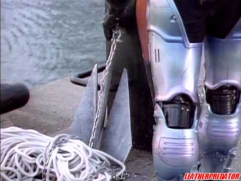 Robocop (TV-series 1994) - leather compilation