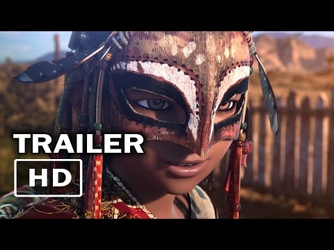 Bilal Official Teaser Trailer #1 (2015) Animation Movie HD