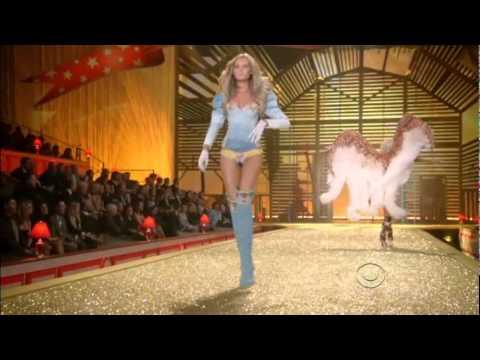Victoria's Secret 2010 – Remix (Beyoncé – I Care)
