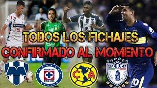 ¡TODOS LOS FICHAJES CONFIRMADOS AL MOMENTO 5! CLAUSURA 2019 | + RUMORES | LIGA MX