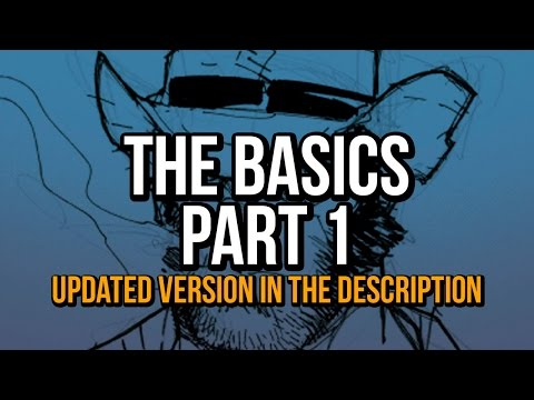How To Color Comic Books: The Basics! A Photoshop Digital Coloring Tutorial