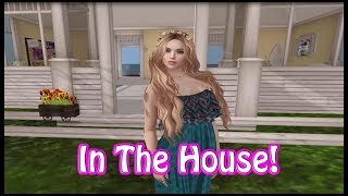 **New Series**  In The House! Episode 1 - Angel's House! (Second Life)