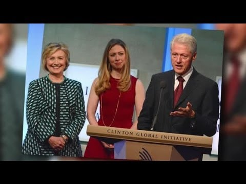 Chelsea Clinton Is Pregnant | Splash News TV | Splash News TV
