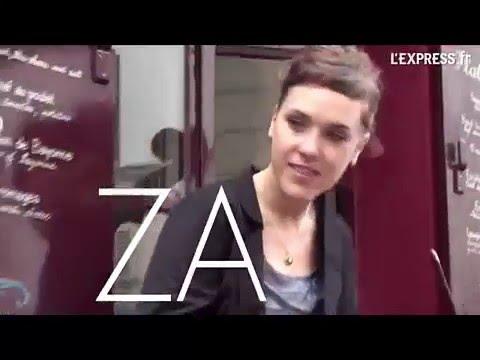 Zaz - Je veux (с транскрипцией)