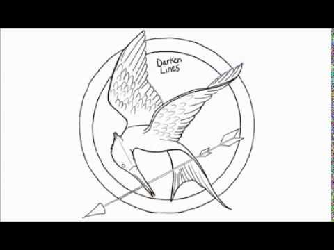 How to Draw a Hunger Games