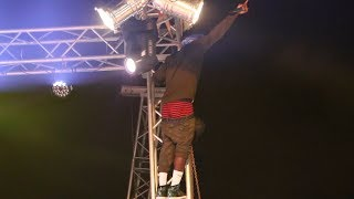 Shatta Wale goes Crazy at Loud In Shukura