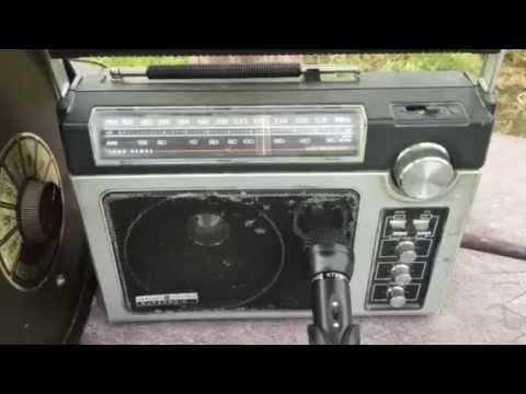 Sunset AM DX:  Radio Ideal 1130 Venezuela from Flamingo FL, Oct 27. 2015