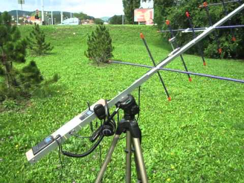 Portable Satellite Station - Neven, 9A5YY