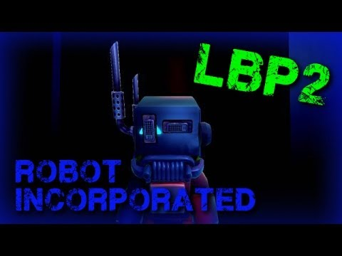 LBP2 – Robot Incorporated: The Deal [FILM] [Full-HD]