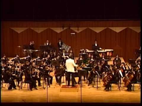 PIOTR BORKOWSKI conducts P. TCHAIKOVSKY - SYMPHONY No 4 - 4th movement
