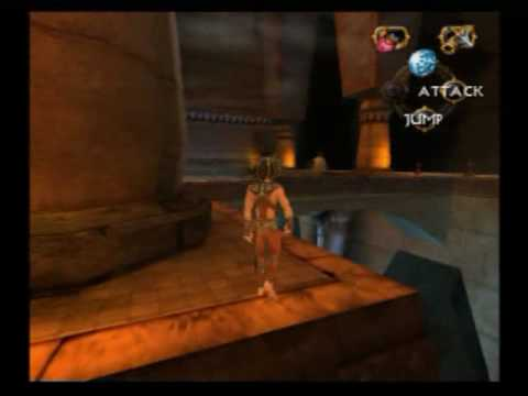 PS2 Underrated Gem: Sphinx and the Cursed Mummy