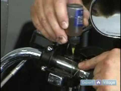 HowTo Adjust Harley Davidson Throttle Cables
