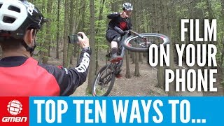 Top 10 Ways To Make A Mountain Bike Edit On Your Phone