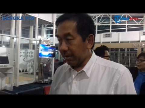Ini Kondisi Terminal Bandara Depati Amir Dioperasionalkan #1